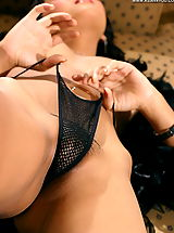 young panties, Asian Women cindy 14 lingerie bigtit dildo