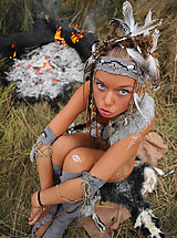 Armour Angels Pics: Wild teen beauty