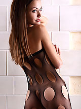 Small Titts, Marta | Fishnet Feline
